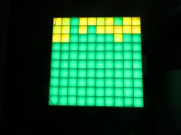 Led Pixel Panel настенная W-100-10*10-1